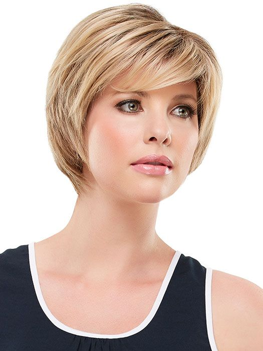 Angled wedge 2 - Short Hairstyles 2020