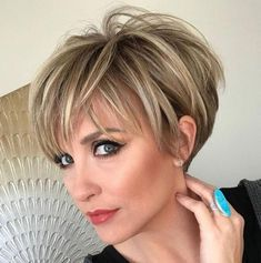 Types of Wedge Haircut Style that Perfect for 2020 and Beyond Angled-wedge