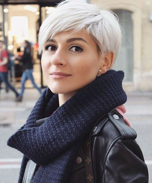 40 Different Types of Short Spiky Haircuts that Look Awesome in 2020 Spiky-pixie-for-fine-hair