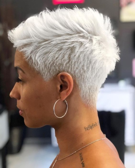40 Different Types of Short Spiky Haircuts that Look Awesome in 2020 Textured-short-spiky-cut
