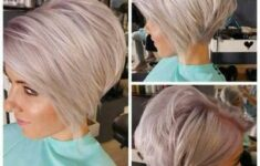 Types of Wedge Haircut Style that Perfect for 2020 and Beyond Wedge-bob-style-2-235x150