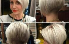 Types of Wedge Haircut Style that Perfect for 2020 and Beyond Wedge-bob-style-3-235x150