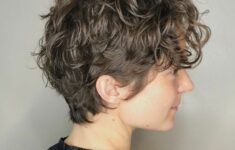 Timeless Short Layered Haircuts that Gorgeous for Older Ladies in 2020 boyish-layered-haircut-1-235x150