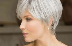 Timeless Short Layered Haircuts that Gorgeous for Older Ladies in 2020 classic-short-layered-haircut-1-235x150