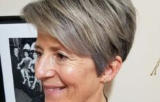 Timeless Short Layered Haircuts that Gorgeous for Older Ladies in 2020 classic-short-layered-haircut-4-235x150