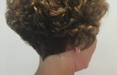 Types of Wedge Haircut Style that Perfect for 2020 and Beyond curly-wedge-3-235x150