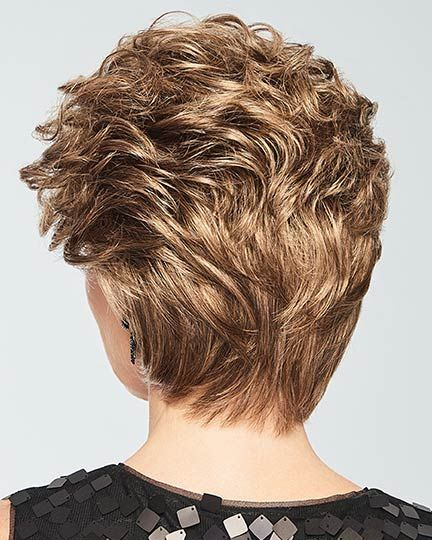 layered short curly hairstyles 3