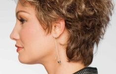 Timeless Short Layered Haircuts that Gorgeous for Older Ladies in 2020 layered-short-curly-hairstyles-5-235x150