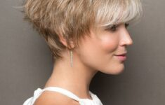 Types of Wedge Haircut Style that Perfect for 2020 and Beyond layered-wedge-1-1-235x150