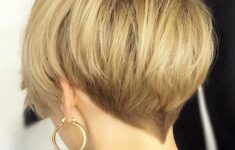 Types of Wedge Haircut Style that Perfect for 2020 and Beyond layered-wedge-4-235x150