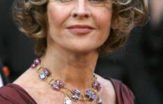Appropriate Short Curly Hairstyles for Older Women in 2020 short-curly-bob-hairstyle-3-235x150