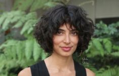 Appropriate Short Curly Hairstyles for Older Women in 2020 short-curly-bob-hairstyle-6-235x150