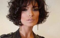Appropriate Short Curly Hairstyles for Older Women in 2020 short-curly-bob-hairstyle-7-235x150