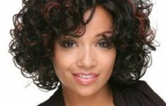 Appropriate Short Curly Hairstyles for Older Women in 2020 short-curly-bob-hairstyle-9-235x150