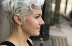 Appropriate Short Curly Hairstyles for Older Women in 2020 short-curly-wedge-5-235x150