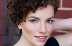 Appropriate Short Curly Hairstyles for Older Women in 2020 short-curly-wedge-8-235x150