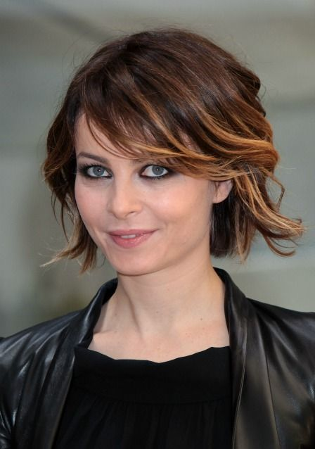 The Best Hairstyles for Women with Short Wavy Hair in 2020 wavy-asymmetrical-hairstyle-1