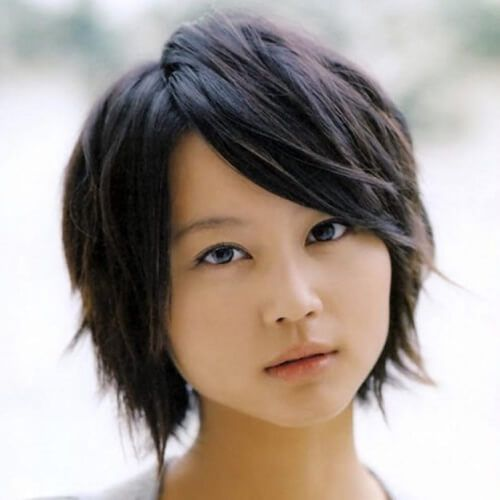 24 Inspiring Asian Layered Haircuts 1685dc68efa5b0cfc8268f9a194fe14b