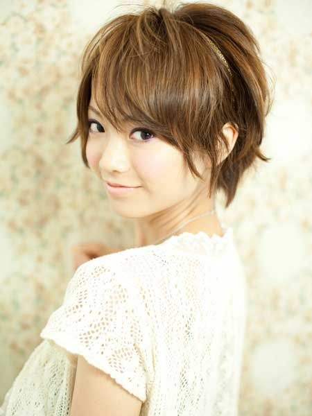 24 Inspiring Asian Layered Haircuts 292a82f2383d837fb63a9be637d2eba3