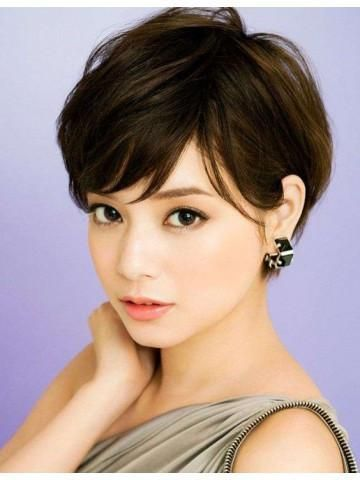 14 Asian Pixie Hairstyles that Looks Flattering 5b522535646f726d11a6372956ee1882