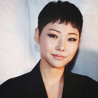 14 Asian Pixie Hairstyles that Looks Flattering 5b76470fb53627866debad8feda81e2b
