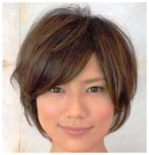 24 Inspiring Asian Layered Haircuts 95d64f117417f662594c603758163573