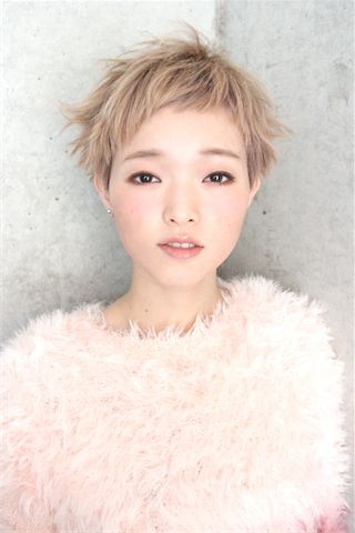 14 Asian Pixie Hairstyles that Looks Flattering 99f79e2413cc27fe642d01357a657811