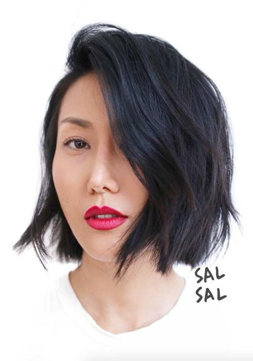 24 Inspiring Asian Layered Haircuts 9ffa976d6ad280aac6c4187fdff2227a