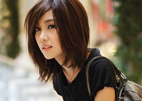24 Inspiring Asian Layered Haircuts ae08af32df2be8a1c56c9e13f626204d