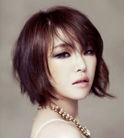 24 Inspiring Asian Layered Haircuts b0350d87d7e19431d6097cf7824cdd49