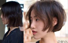 9 Type of Enchanting Asian Bob Hairstyles