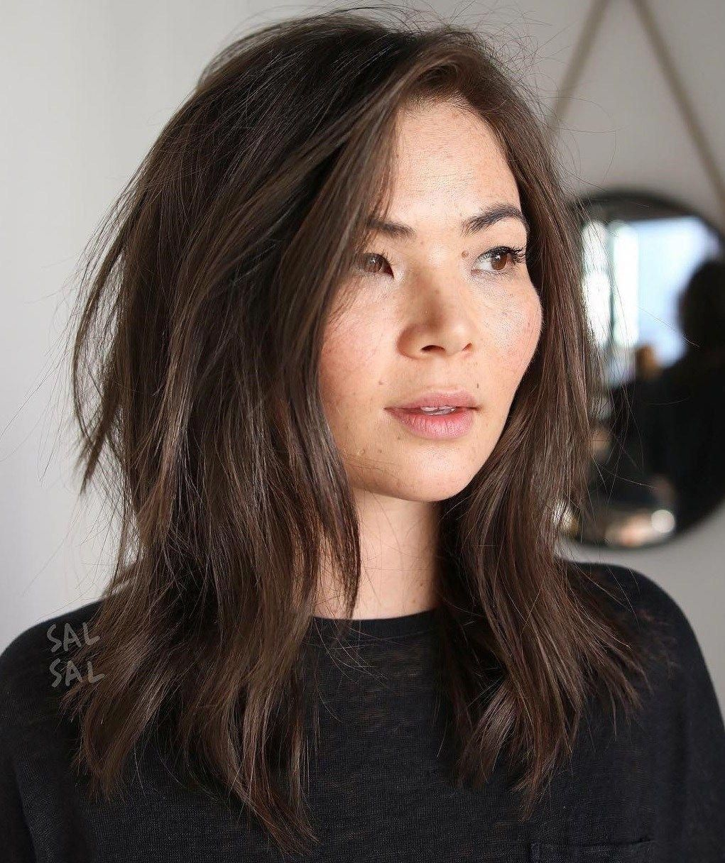 24 Inspiring Asian Layered Haircuts cffc11d011c9a4ae55eaffa73eb7474c