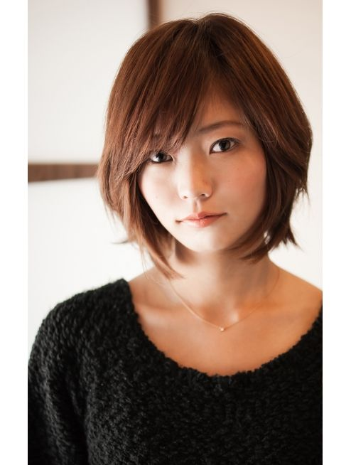 24 Inspiring Asian Layered Haircuts