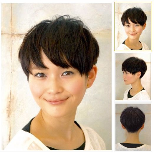 14 Asian Pixie Hairstyles that Looks Flattering f6aab194cdd242fe9ac3bf020bb48b64