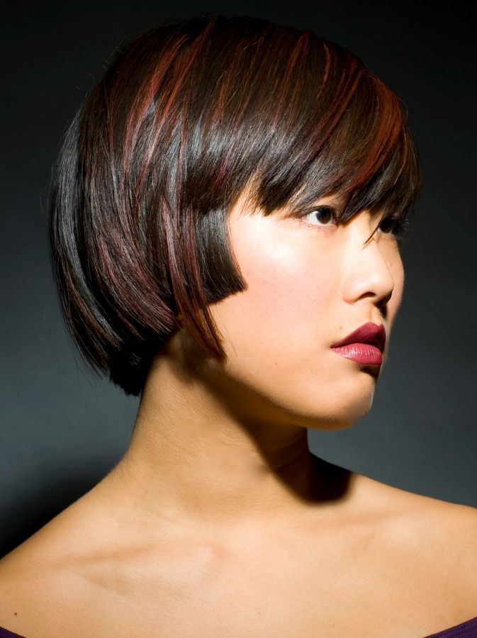 23 Exceptional Asian Short Hairstyles that Looks Enchanting 04e74234a5c59bc7612b07553fd74661