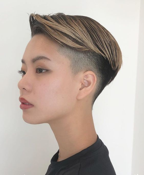 23 Exceptional Asian Short Hairstyles that Looks Enchanting 277595c40c9899c608eea332bb211e95
