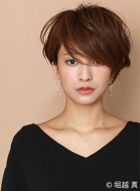 14 Gorgeous Asian Pixie Haircuts that Easy to Maintain 53cc8a3a341236a4cde16df143f473b5