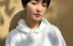 14 Gorgeous Asian Pixie Haircuts that Easy to Maintain