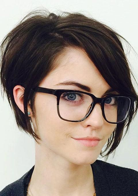 30 Types of Pixie Haircuts for Round Face 6a59acadc7c0c4491ac78c86ce225b69