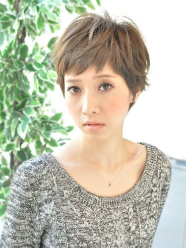 14 Gorgeous Asian Pixie Haircuts that Easy to Maintain 87ce5129ad0066a84a1d10214f6e9d0a