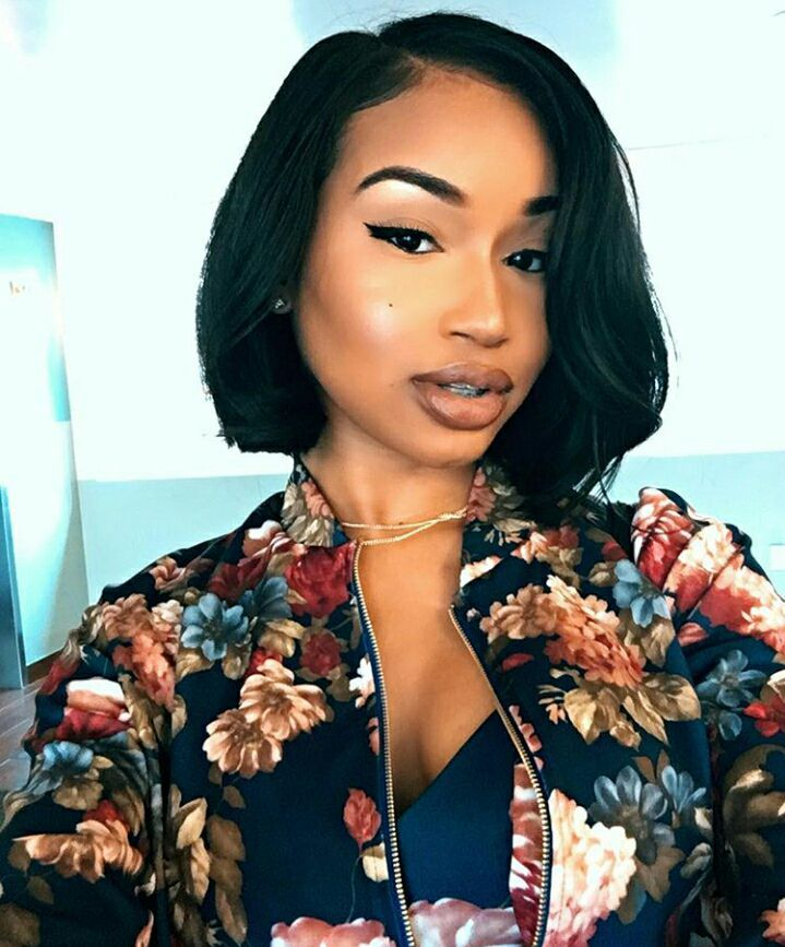 125+ Elegant Bob Hairstyles for African American Women (Updated 2021) 96401c14c176a8ed83acbfd7e6207186