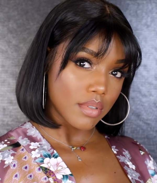 125+ Elegant Bob Hairstyles for African American Women (Updated 2021) 9a9c99c2234c608f288a6ffd89a46872