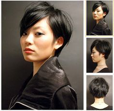 14 Gorgeous Asian Pixie Haircuts that Easy to Maintain a056b2982b52f3abce3574e35ae866c7