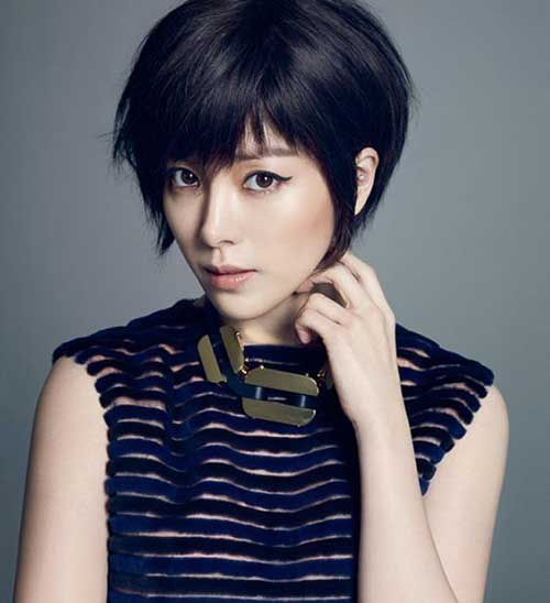 14 Gorgeous Asian Pixie Haircuts that Easy to Maintain a6db128e2d88fce74d1e1bb4d997f1fb