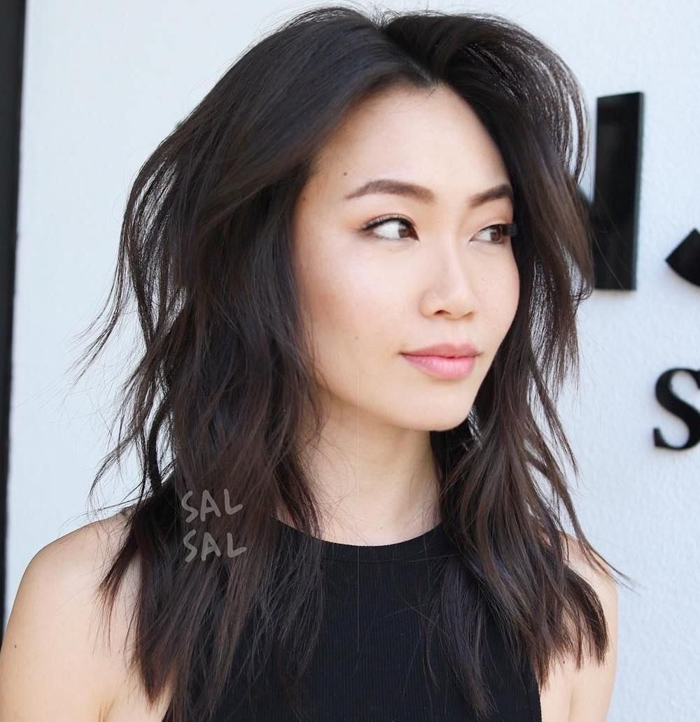 23 Exceptional Asian Short Hairstyles that Looks Enchanting a92135bbdb404b4cc0a948eea3a18c85