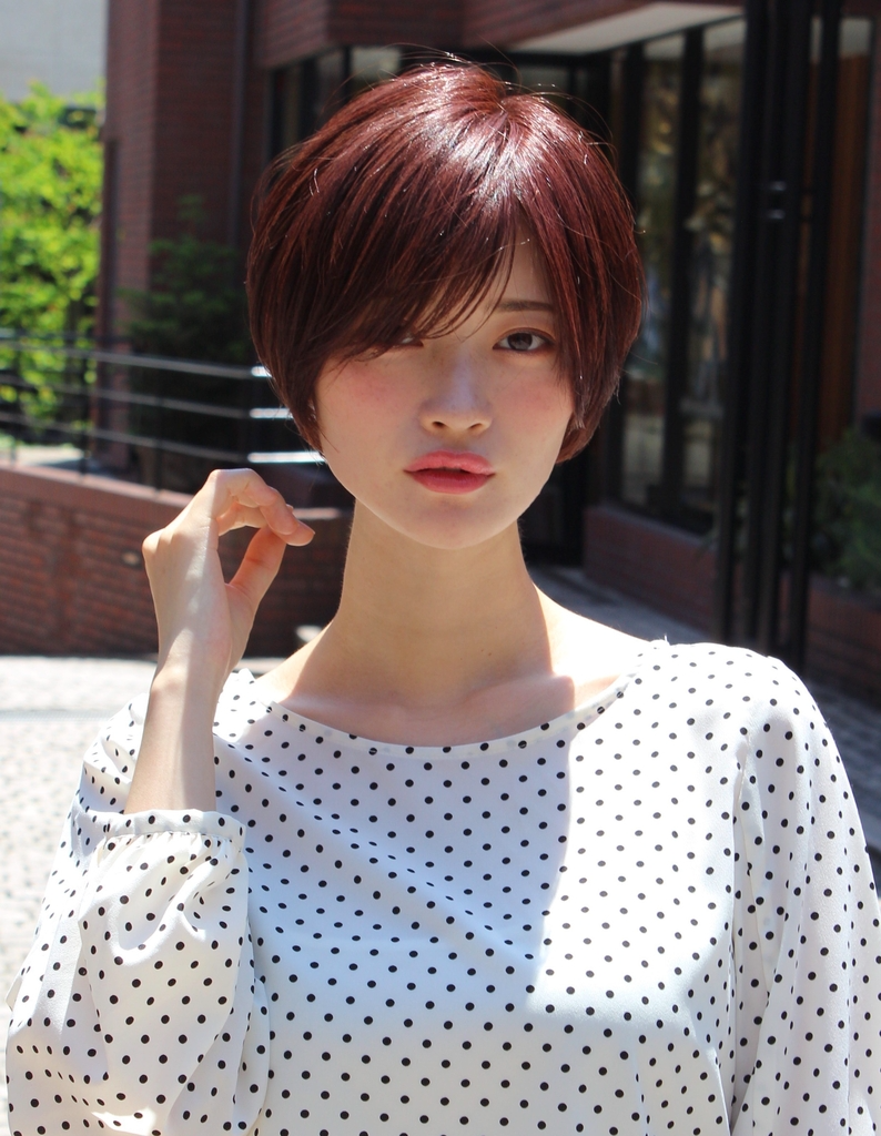 14 Gorgeous Asian Pixie Haircuts that Easy to Maintain aa9a18ff08455251c977e69e2acf4b8b