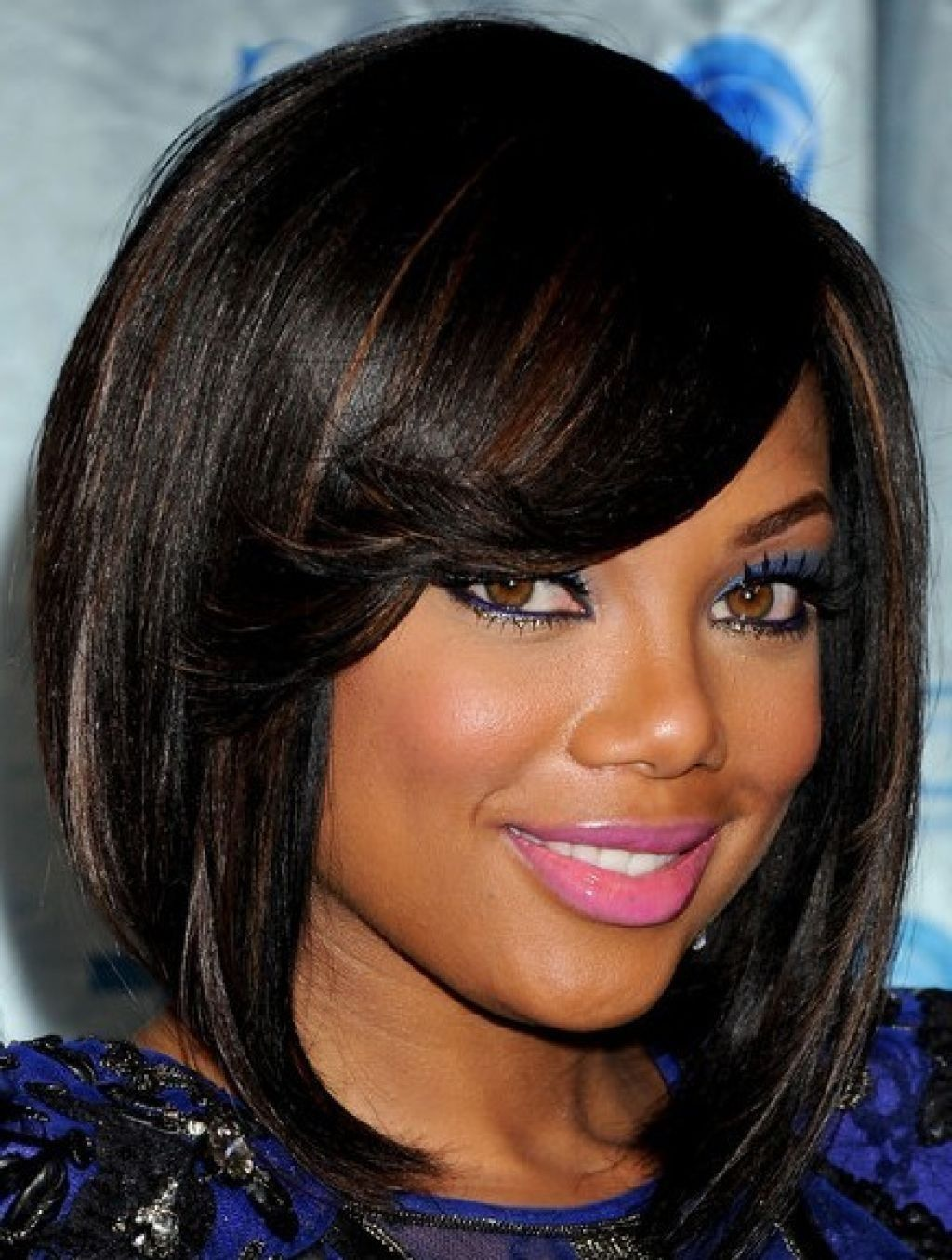 125+ Elegant Bob Hairstyles for African American Women (Updated 2021) ea29217d7a4583876d594c683ec5ce54