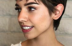 30 Types of Pixie Haircuts for Round Face