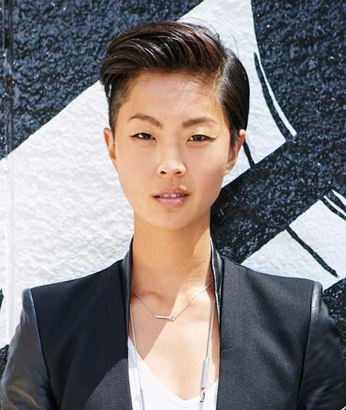 23 Exceptional Asian Short Hairstyles that Looks Enchanting f845b6a53f2e2e7466b9f8c4395199aa