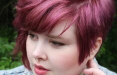 10 Different Wedge Haircuts for Round Faces that Looks Fantastic